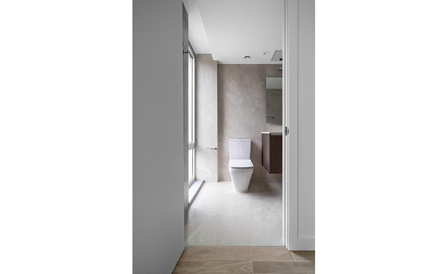 porcelain tiles from Florim's Styletech collection
