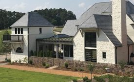 porcelain tile roof is innovative and sustainable