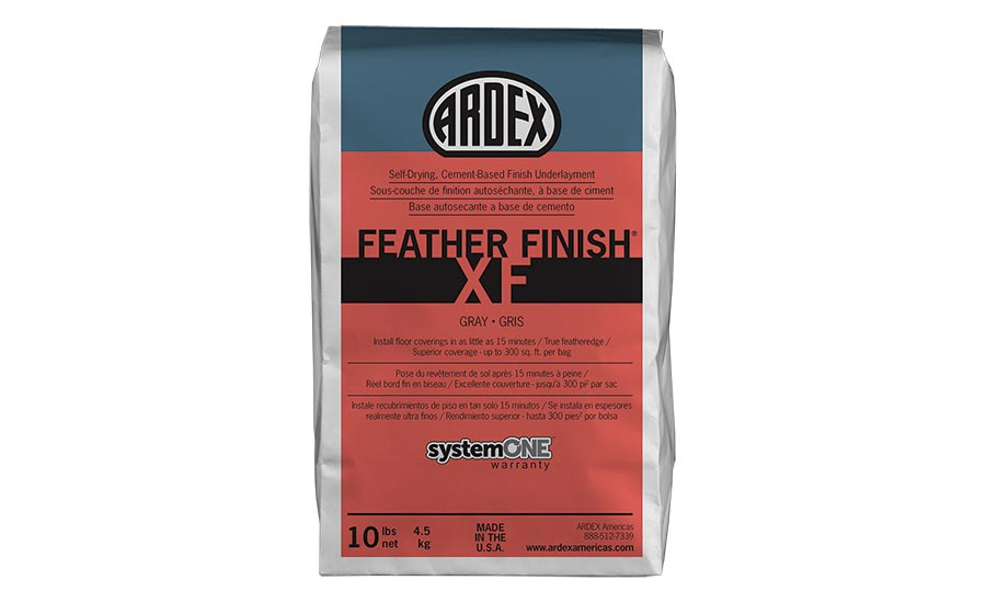 Ardex Feather Finish XF