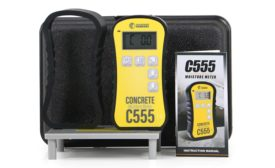 C555 Electronic Concrete Moisture Meter