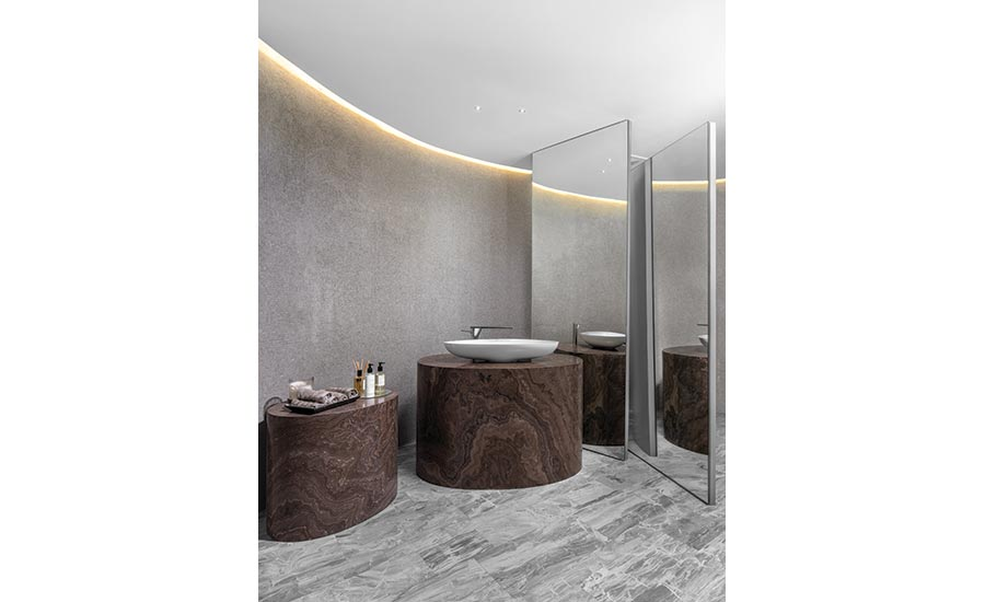 porcelain tiles from Stones & More 2.0