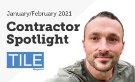 Contractor Spotlight: Shaun Edrington