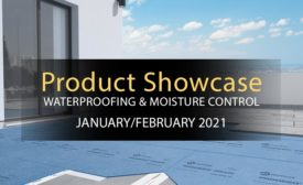 Product Showcase- Waterproofing