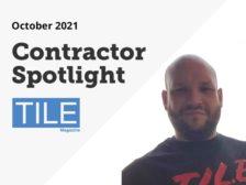 TILE 1021 Contractor Spotlight: Dustin Rone feature photo