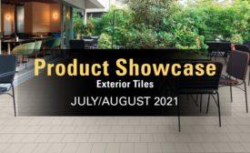 TILE July/August 2021 Product Showcase: Exterior Tiles