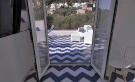 TILE July/August 2021 Web Exclusive: Sorrento Coast Home 1. Photos courtesy of Marazzi