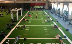 TILE Case Study Midtown Athletic Club