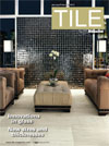 Jan/Feb 2014 TILE Magazine cover