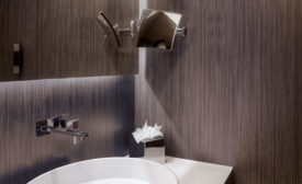 Reduced Thickness Porcelain Tiles