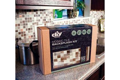 Diy Backsplash Kit By Surfaces Southeast Inc 2012 09 04