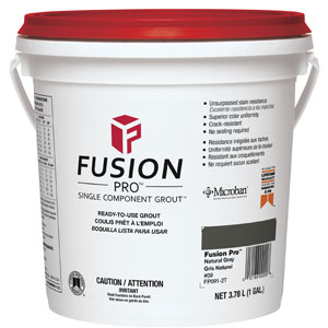 Fusion Pro Single Component Grout By Custom Building