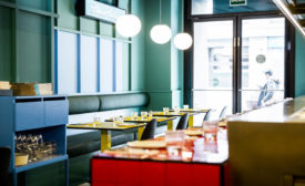 Las Chicas, Los Chicos y los Maniquís Restaurant in Madrid