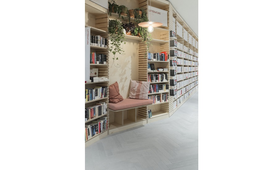 ICI Librarie in Paris, France