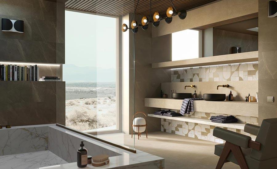 The Villa Bathroom By Marazzi 2020 10 12 Tile Magazine