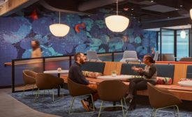 Artaic Mosaics Used for LinkedIn's Chicago Office