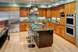 Christine Nelson Design kitchen
